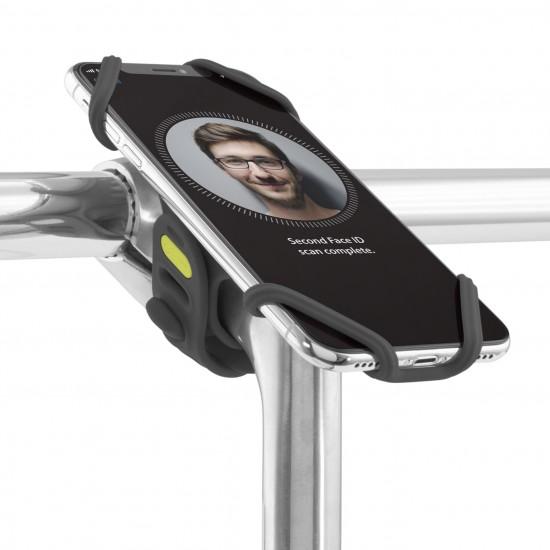 Bone Bike Tie Pro 2 Black Stem Phone Holder