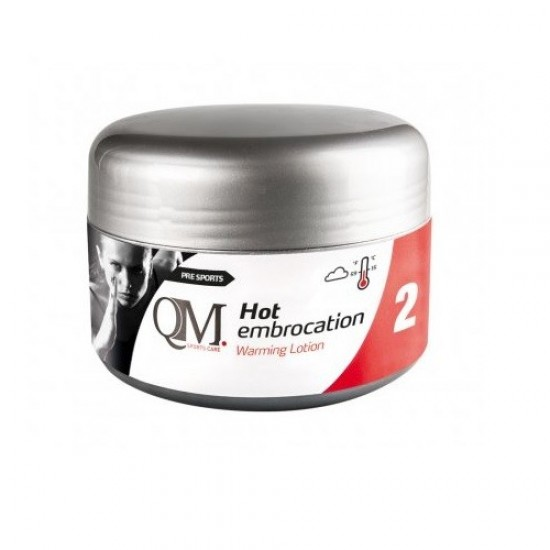 QM Hot Embrocation