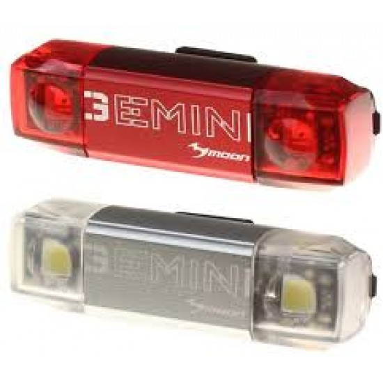 GEMINI FRONT & REAR SET