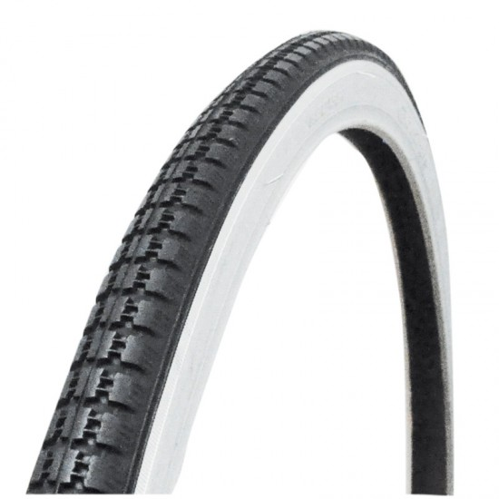 WHITE SIDE TYRE 27 X 1 1/4