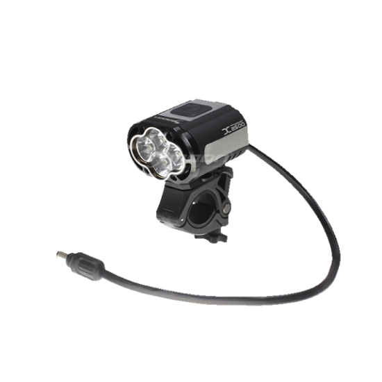 X-Power 2500 Black Front Light